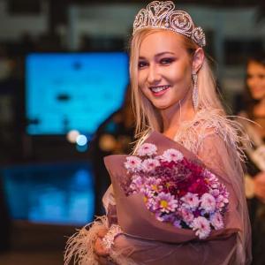 Obrazek newsa Uczennica naszej szkoły zdobyła tytuł Queen of Poland 2019