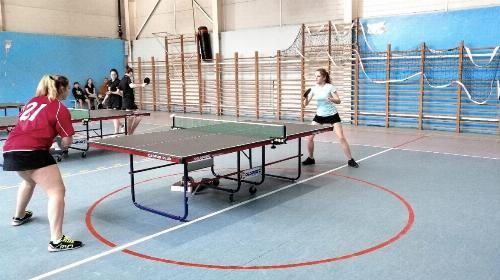 Obrazek galerii Zawody w tenisie stołowym 2019