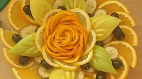 Obrazek galerii Dzielenie owoców