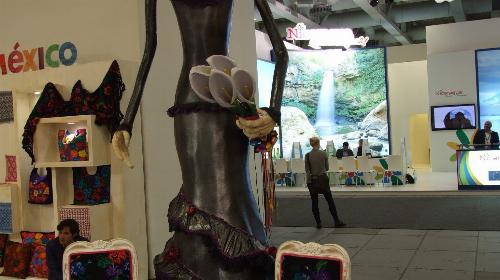 Obrazek galerii Targi Turystyczne - Berlin