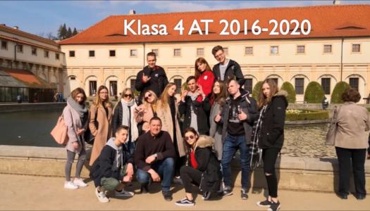 Obrazek newsa Julki 2020 - pożegnanie maturzystów